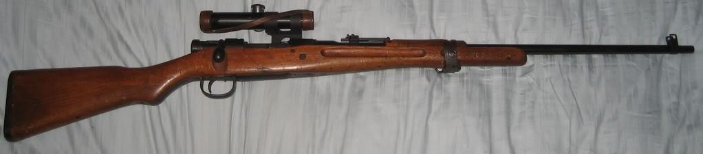 Un Type 99 avec optique PU.  0110