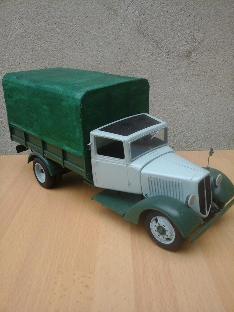recherche des photos d'un camion Citroën type 32  20150414