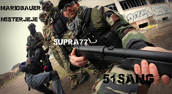 Seven Army. (Airsoft 77) 10636110