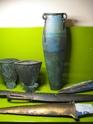 Collection of unusual modern studio ceramics 00111
