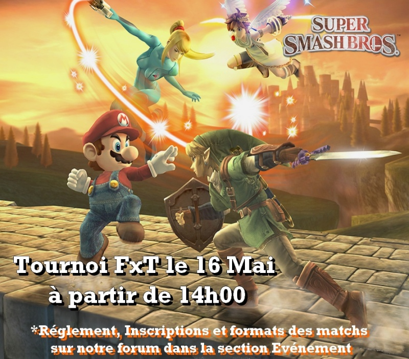 Tournoi Super Smash Bros Wii U Banier14