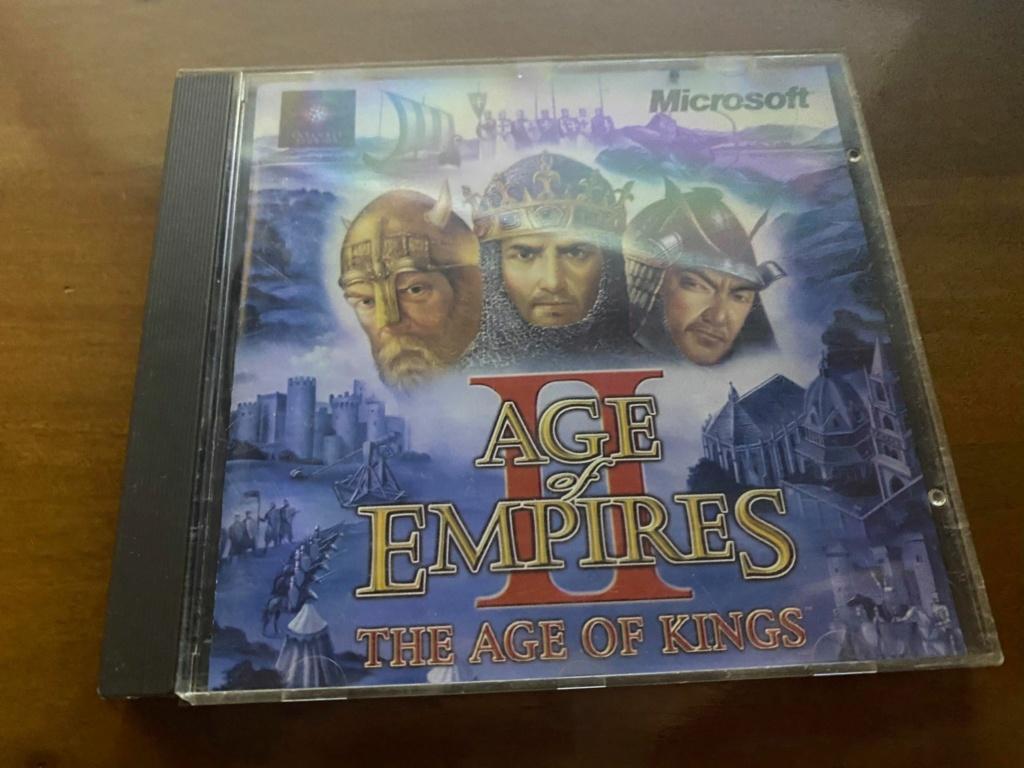 AGE OF EMPIRE 2 ? 15555310