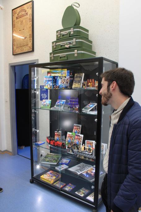 Pixel Museum, le premier musée permanent du jeu vidéo en France! - Page 3 Img_8537
