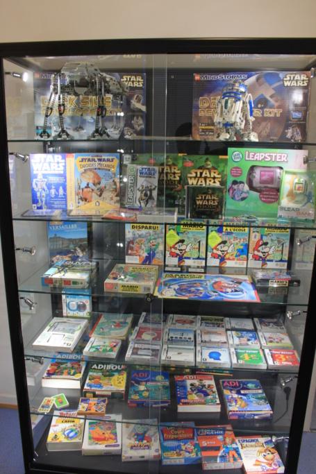 Pixel Museum, le premier musée permanent du jeu vidéo en France! - Page 3 Img_8550