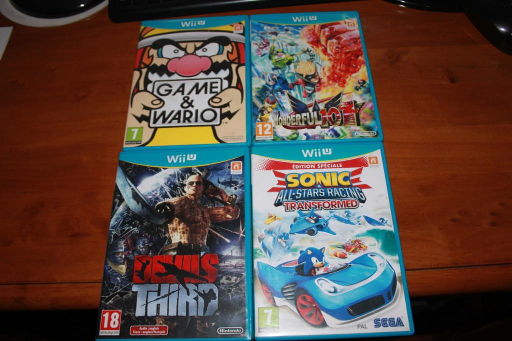 [ACH] Jeux/Consoles Wii U-GC-N64-SFC-GBA ... Img_9847