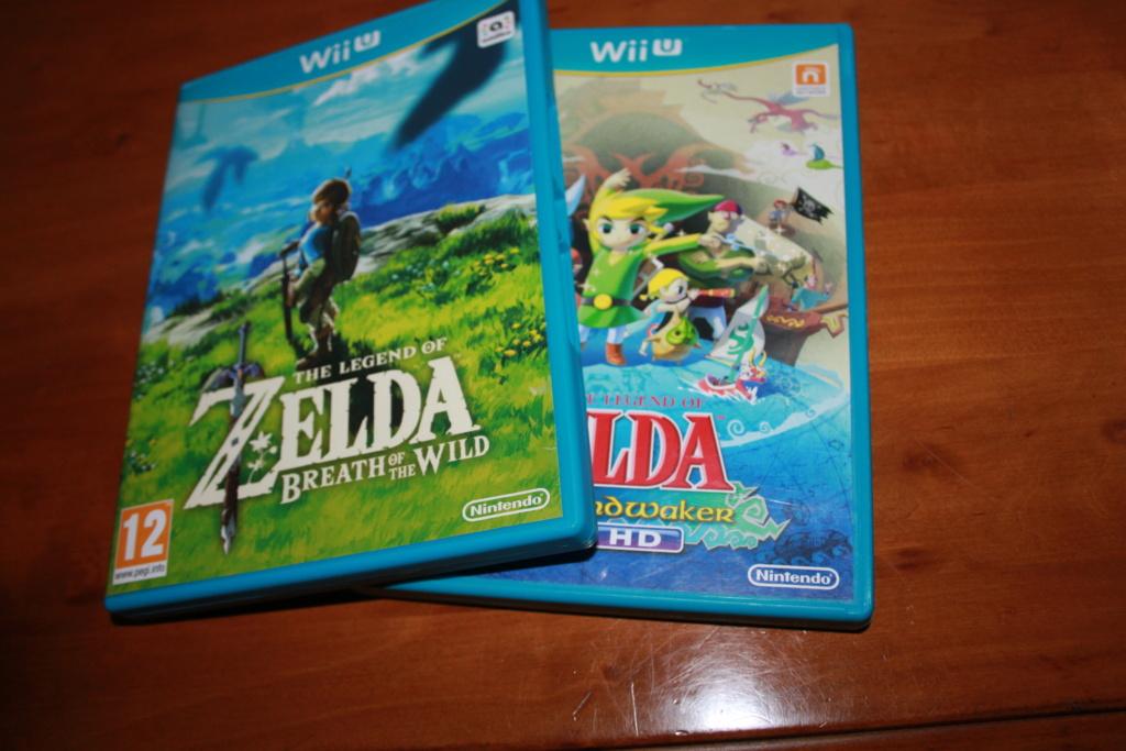 [ACH] Jeux/Consoles Wii U-GC-N64-SFC-GBA ... Img_9848