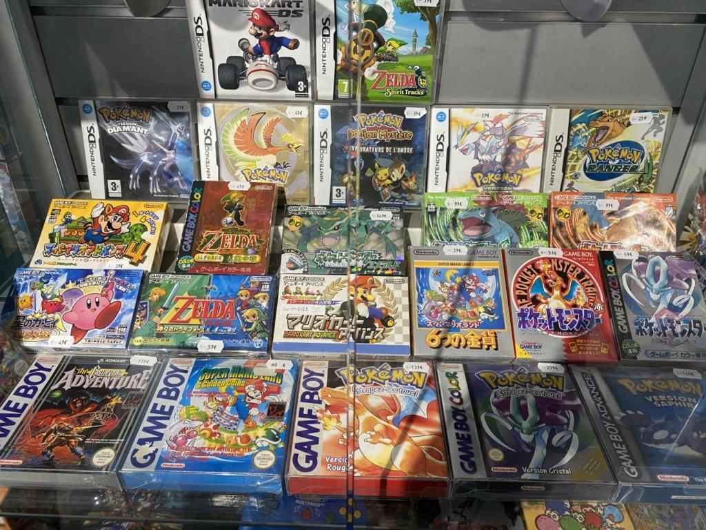 [ACH] Jeux game boy color et Nintendo 64  - Page 2 Thumbn10