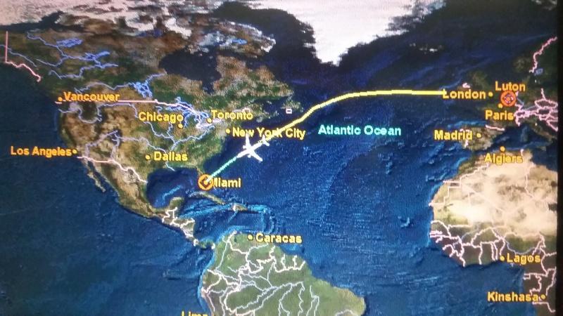 Tr Miami- everglades- Universal-Disney world- Discovery Cove 20150332