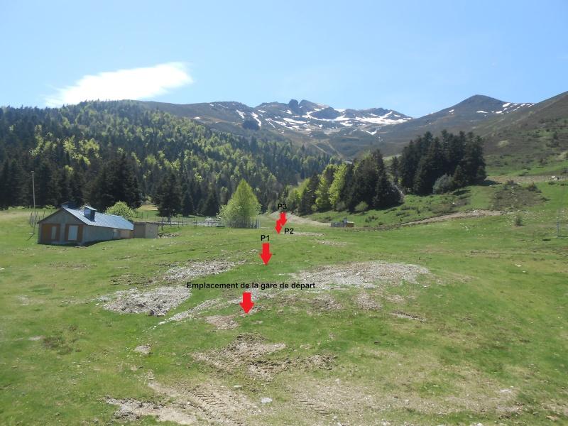 Construction du télésiège fixe 4 places (TSF4) Sapins Dscn2619