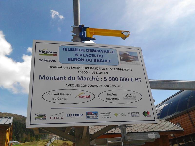Travaux Le Lioran: Construction TSD6A Buron du Baguet Img_2016