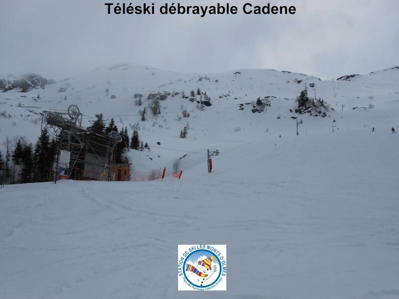 Téléski débrayable (TKD1) Cadene Ligne-10
