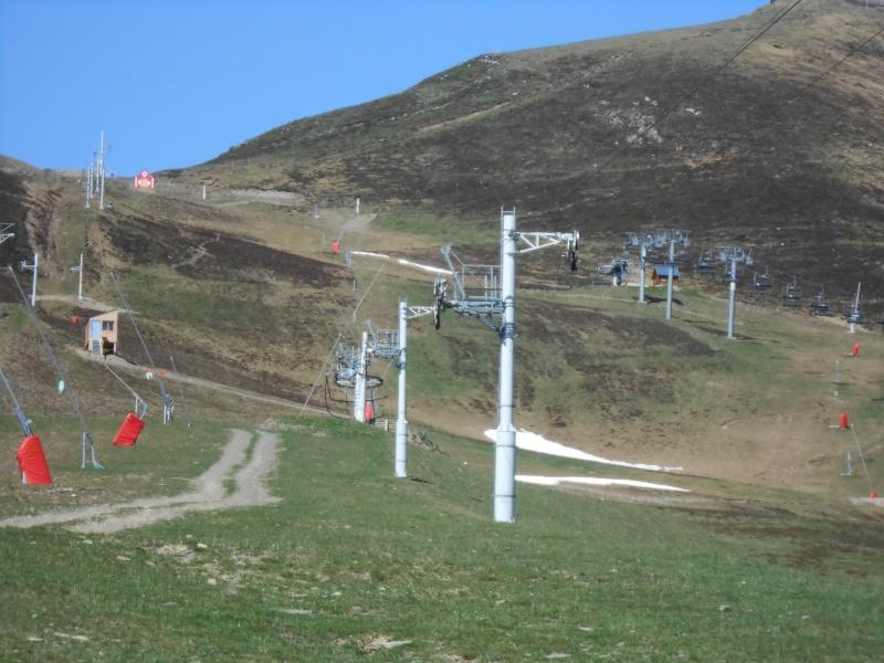Téléski débrayable (TKD) Ludette Ligne-17