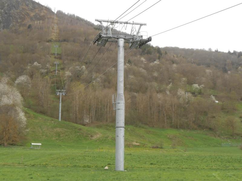Télécabine débrayable (TCD8) Vignec - Saint Lary 1700 P2-tcd10