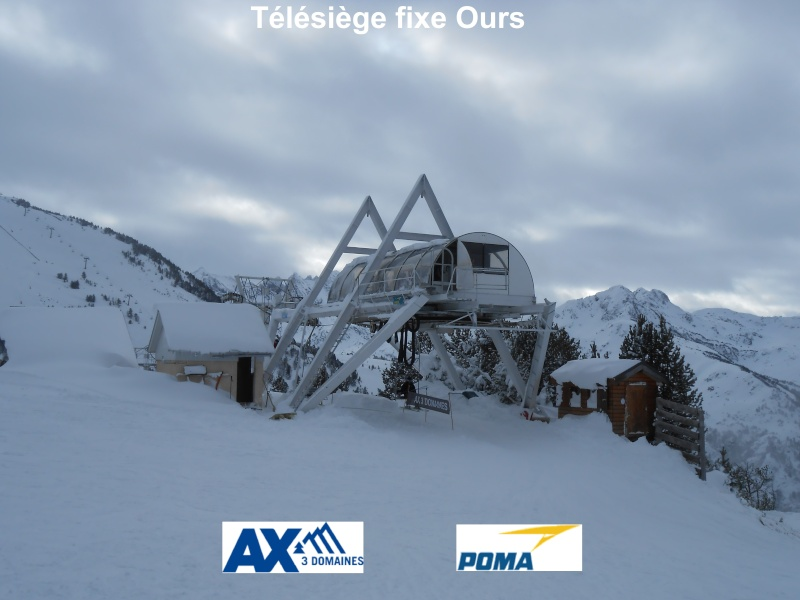 Télésiège fixe 2 places (TSF2) Ours     Tsf2-o10