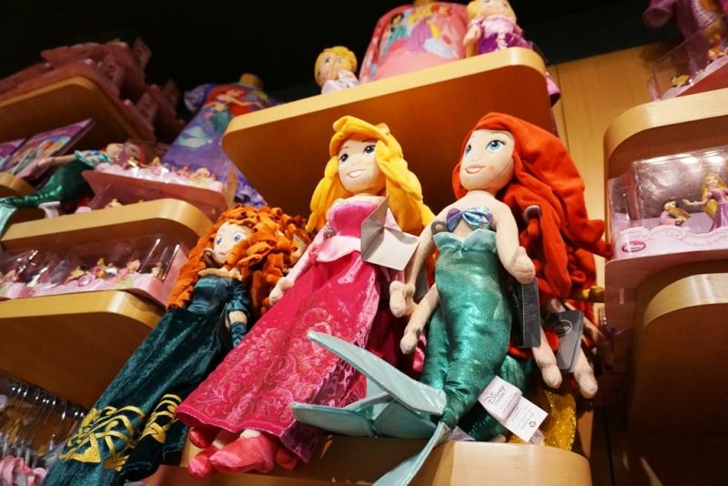 Visite du Disney Store de Times Square à New York  Dsc00214