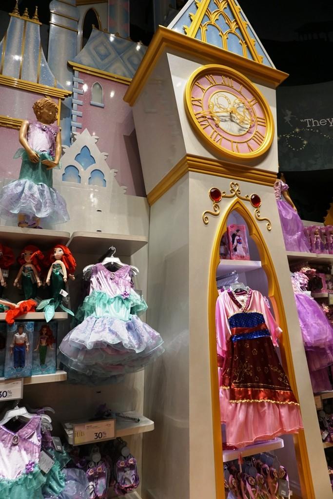 Visite du Disney Store de Times Square à New York  Dsc00217