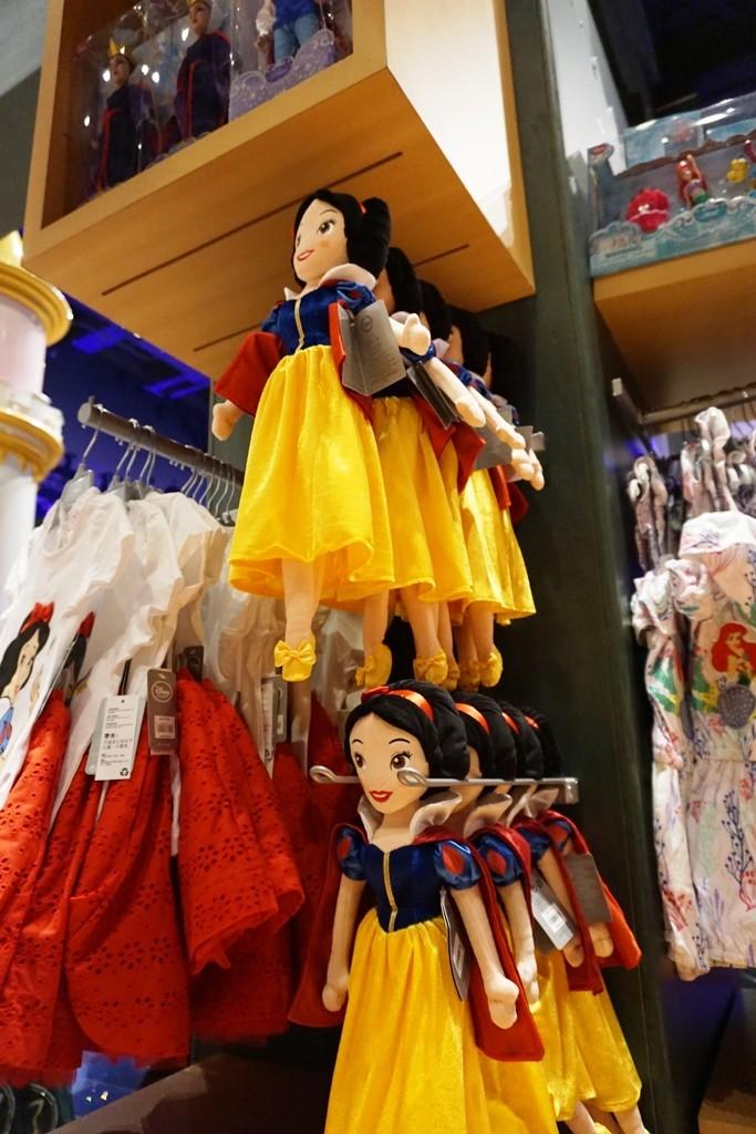 Visite du Disney Store de Times Square à New York  Dsc00218