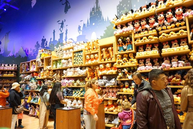 Visite du Disney Store de Times Square à New York  Dsc00219