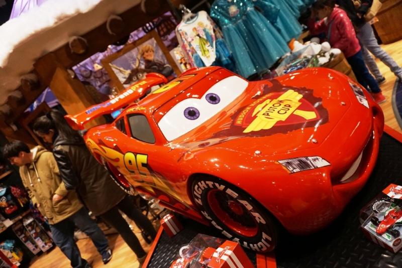 Visite du Disney Store de Times Square à New York  Dsc00232