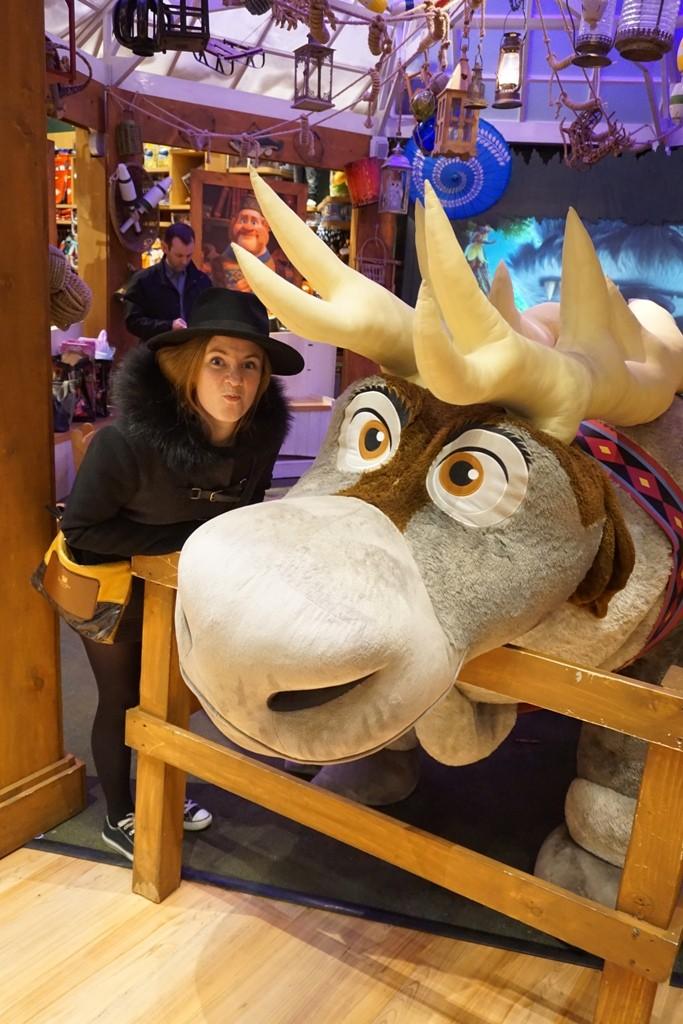 Visite du Disney Store de Times Square à New York  Dsc00237