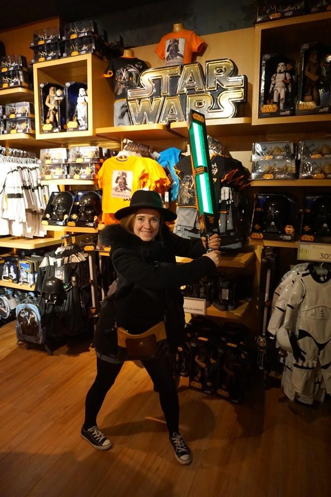 Visite du Disney Store de Times Square à New York  Dsc00238