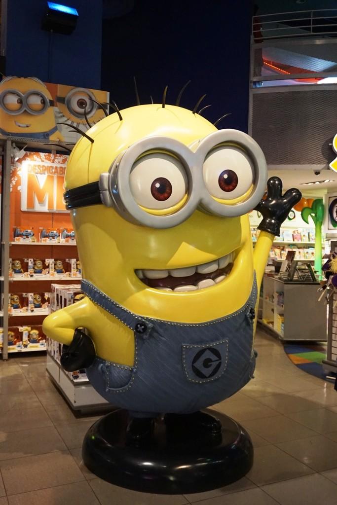 Visite du Disney Store de Times Square à New York  - Page 2 Dsc01214