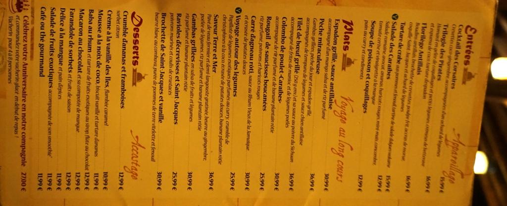Les cartes des restaurants (Mise à jour 2015 page 3) - Page 2 Dsc02610