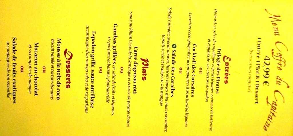Les cartes des restaurants (Mise à jour 2015 page 3) - Page 2 Dsc02612