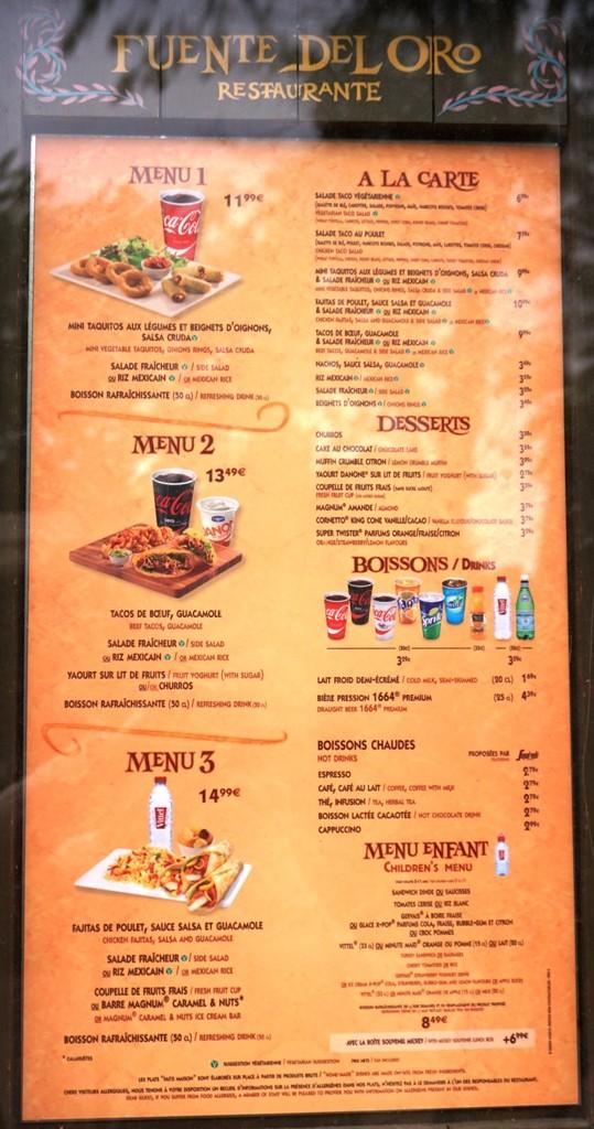 Les cartes des restaurants (Mise à jour 2015 page 3) - Page 2 Dsc02614