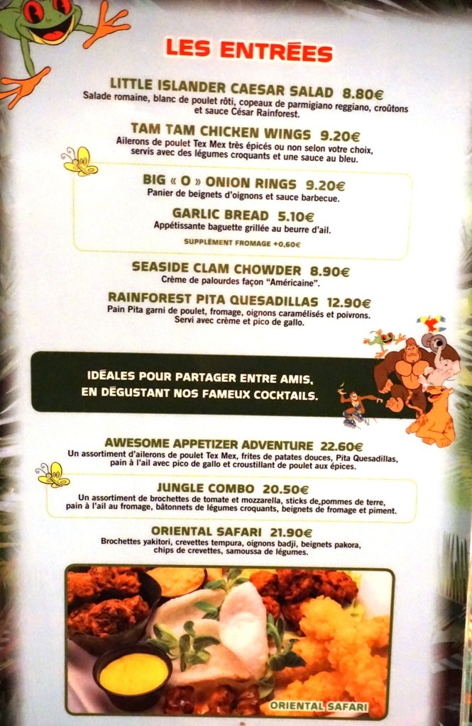 Les cartes des restaurants (Mise à jour 2015 page 3) - Page 2 Dsc02910