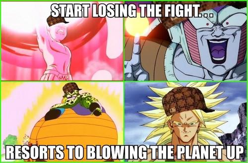 Official Funny Dragon Ball Z Meme Thread Tumblr10