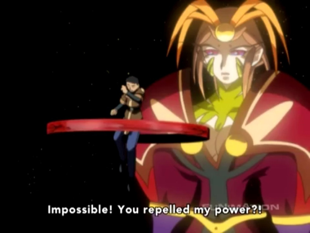 Kami Tenchi and The Chousin arent Omnipotent