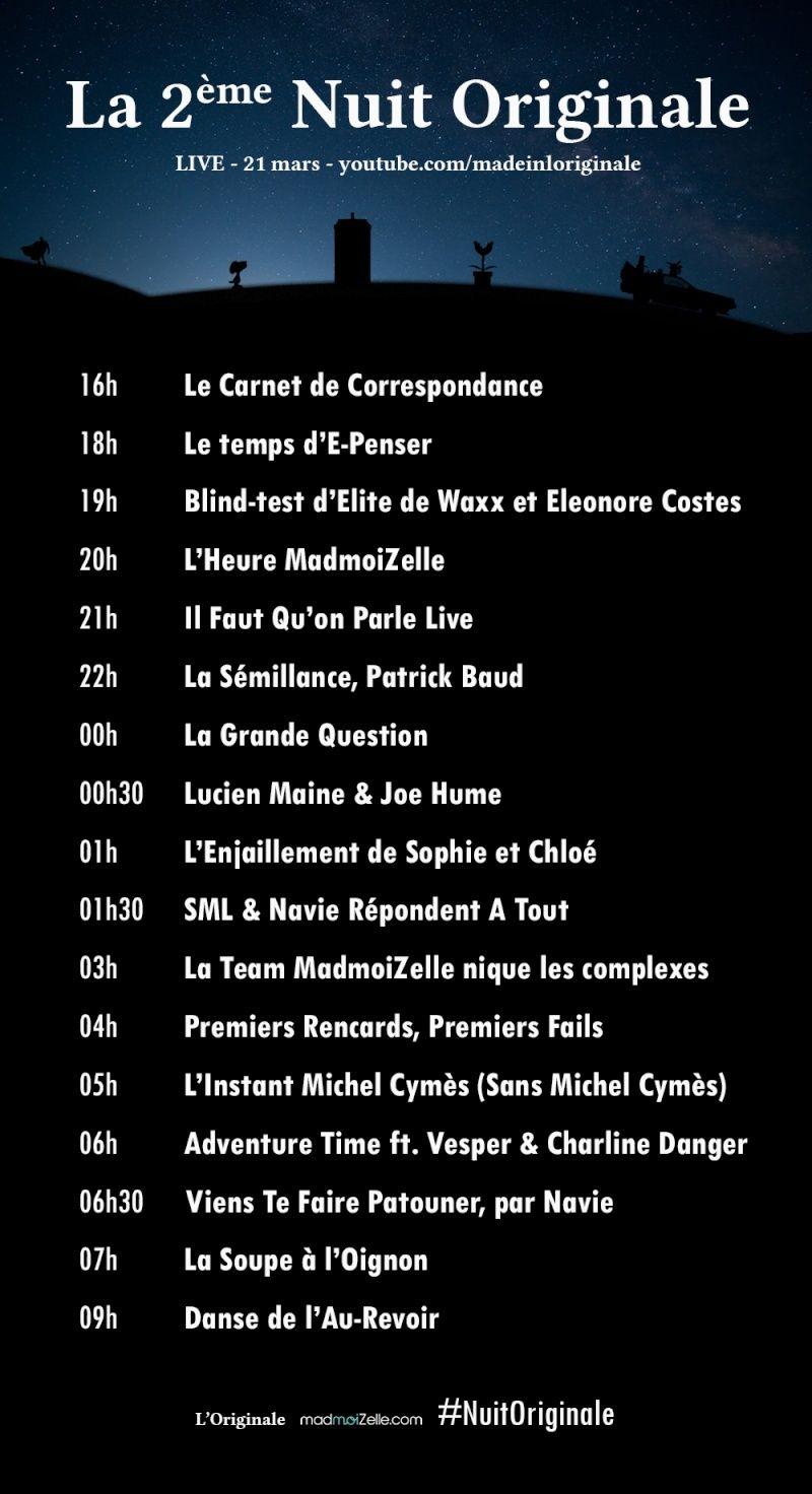 [Live] François Descraques dans La 2eme Nuit Originale - 21 mars 2015 - Page 3 No11