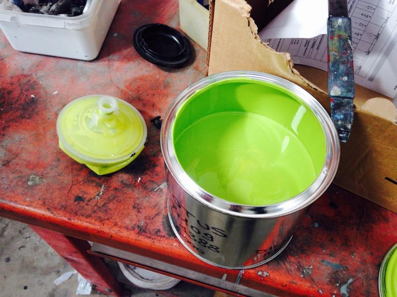 AIUTO codice colore Krypton Green Image11