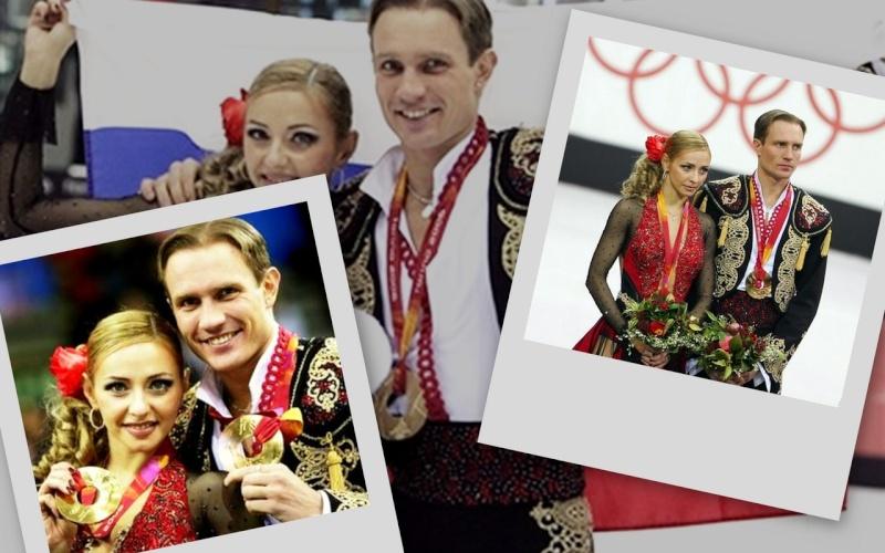 Навка-Костомаров. Олимпийские игры в Турине, 2006. - Страница 4 00710