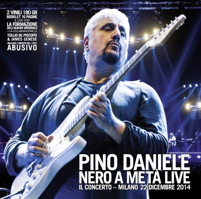 Pino Daniele Nero a Metà Live Pno_da10