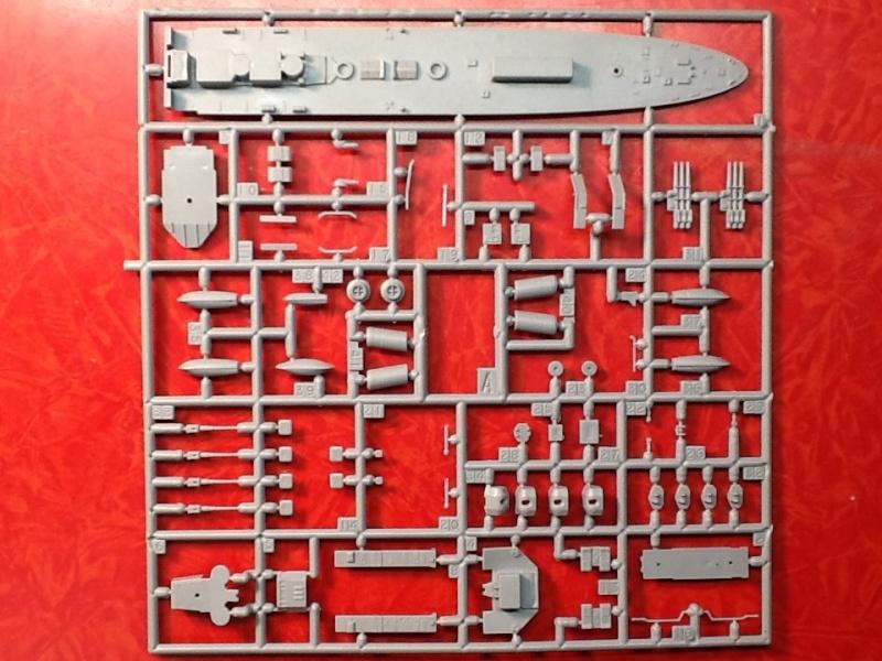 [MIRAGE] Torpilleur d escadre de 1 500t classe ADROIT ORP WICHER 1/400ème Réf 40068    Mirage19