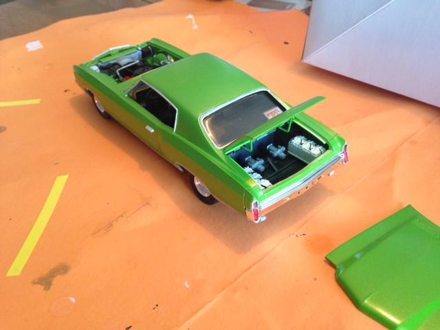 Monte Carlo Lowrider '70 Mcr10