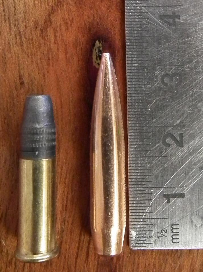 Devinette - Connaissez-vous ce calibre? - Page 2 Dscf2513
