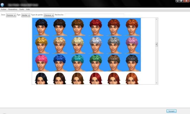 [Débutant] Sims 4 Studio : conversion d'une coiffure du jeu d'un sexe à l'autre.  410