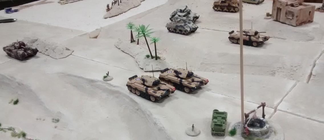 Schwere Gefechte im Wadi Tarfaui am 14. April 2015 Afrika13