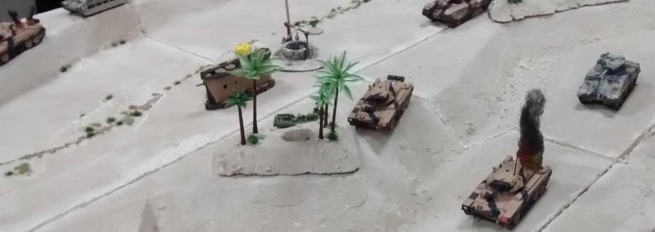 Schwere Gefechte im Wadi Tarfaui am 14. April 2015 Afrika19