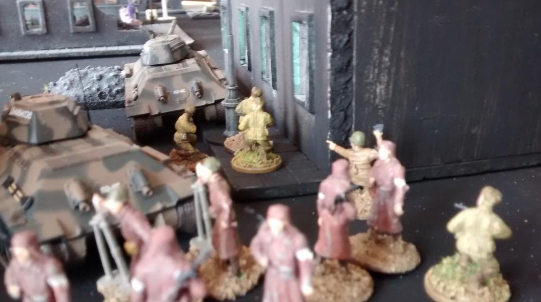 16. April 1945 - Angriff der Roten Armee auf Berlin-Mönchberg Marzah24