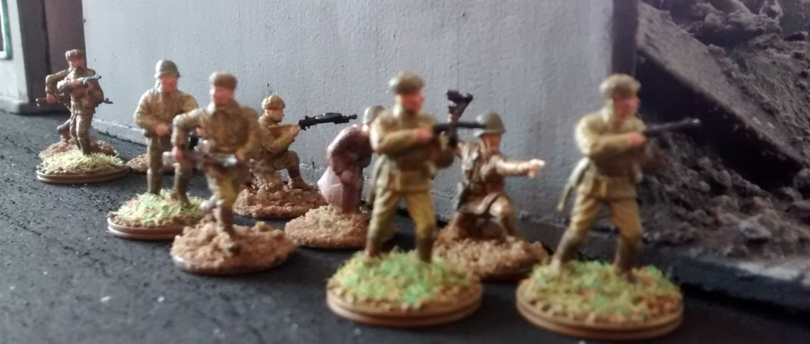 16. April 1945 - Angriff der Roten Armee auf Berlin-Mönchberg Marzah31