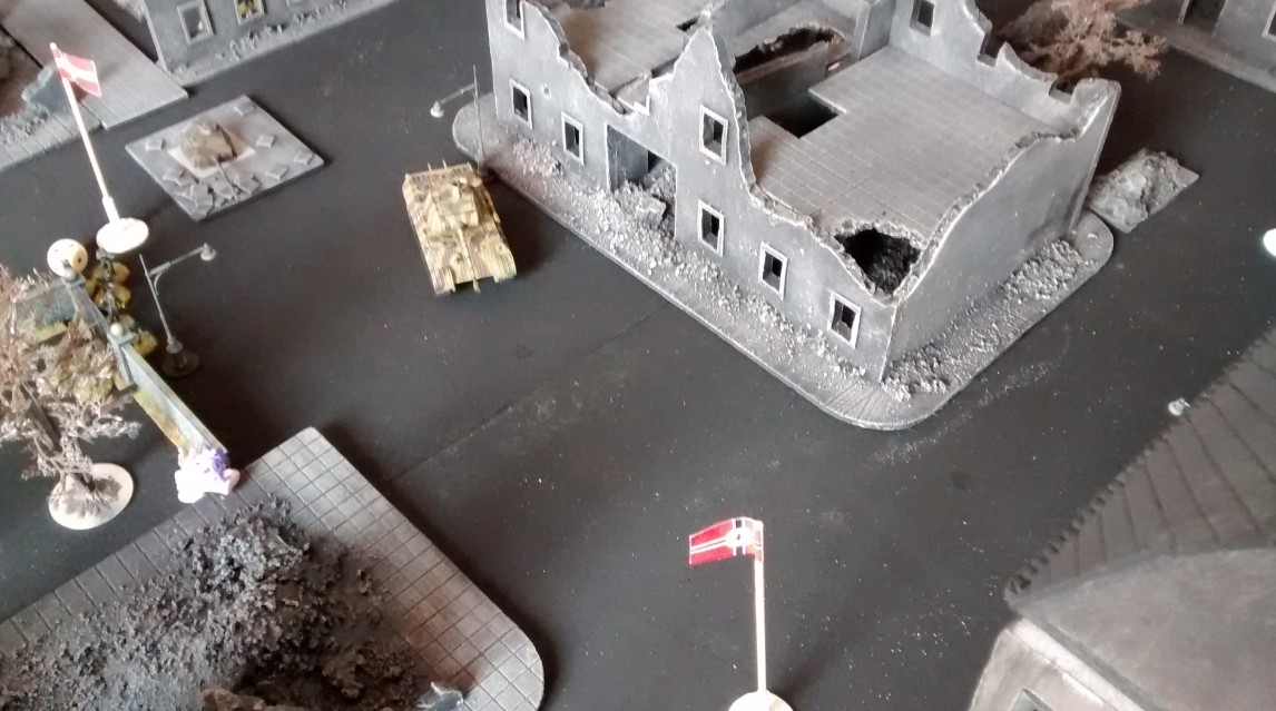 16. April 1945 - Angriff der Roten Armee auf Berlin-Mönchberg Marzah32