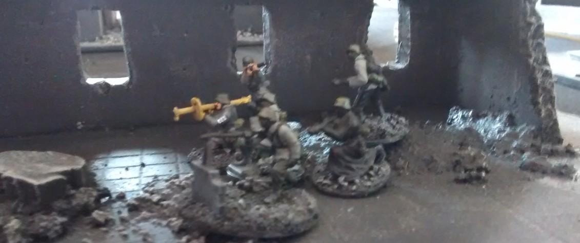 16. April 1945 - Angriff der Roten Armee auf Berlin-Mönchberg Marzah39