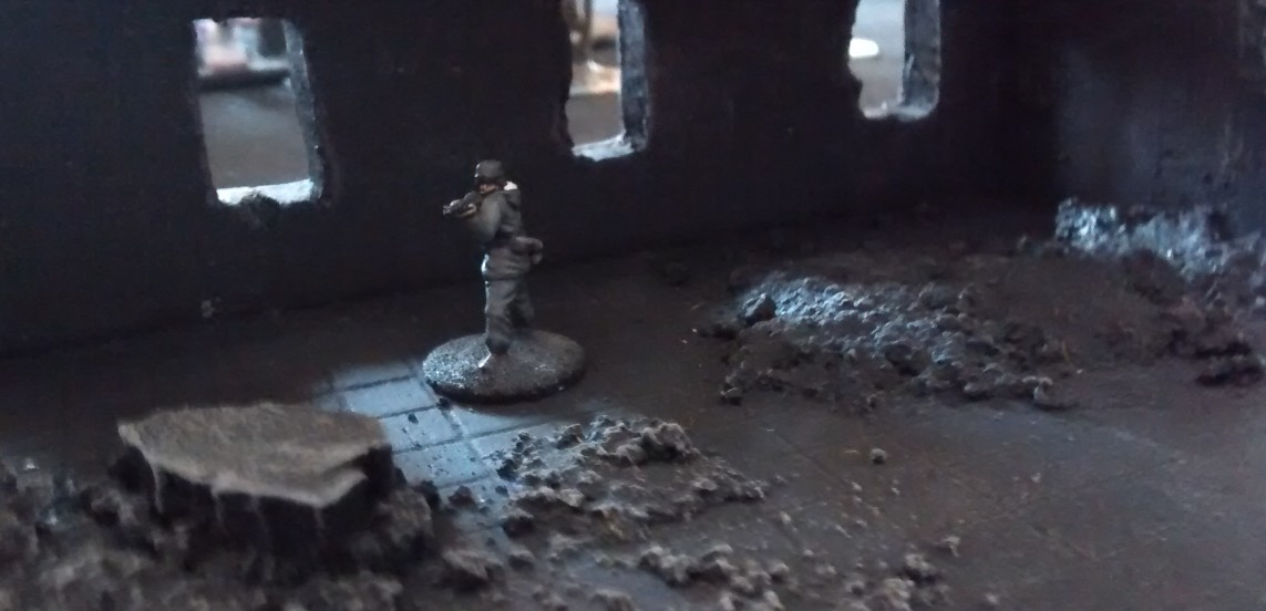 16. April 1945 - Angriff der Roten Armee auf Berlin-Mönchberg Marzah46
