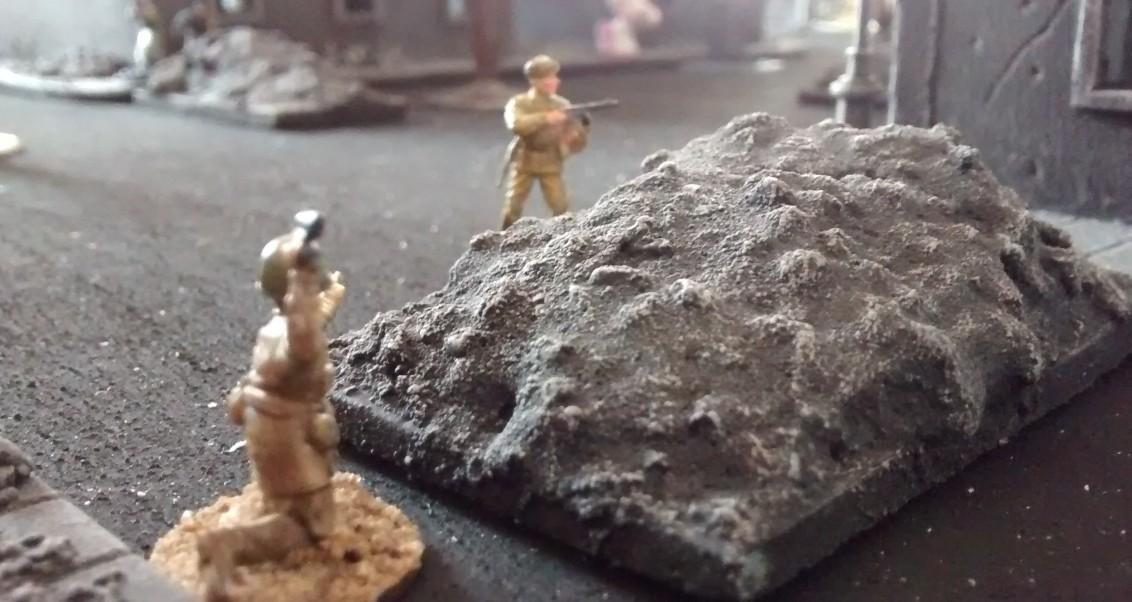 16. April 1945 - Angriff der Roten Armee auf Berlin-Mönchberg Marzah60