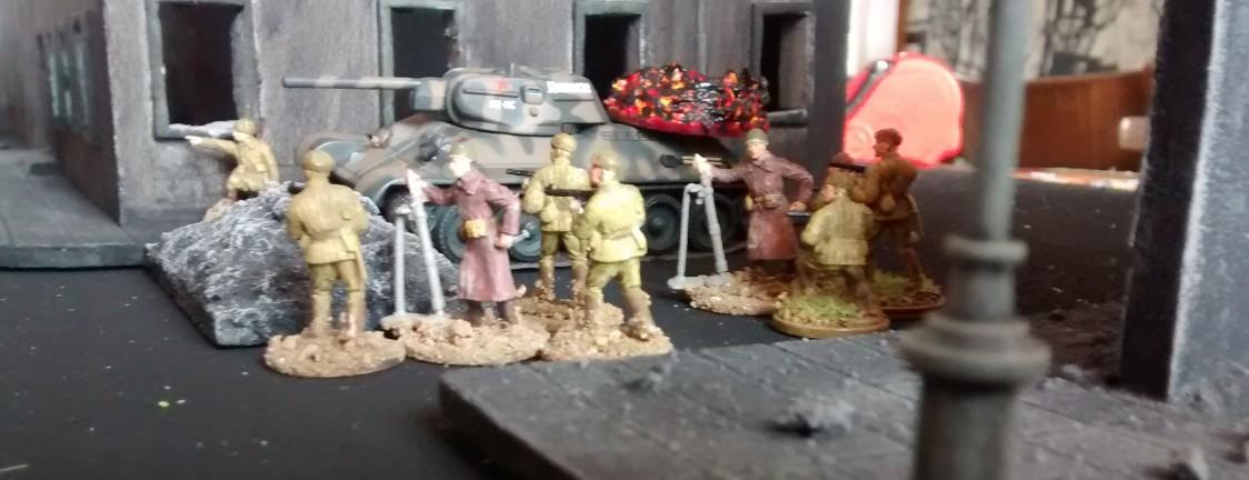 16. April 1945 - Angriff der Roten Armee auf Berlin-Mönchberg Marzah64