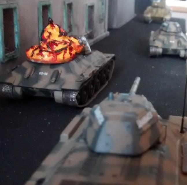 16. April 1945 - Angriff der Roten Armee auf Berlin-Mönchberg Marzah82